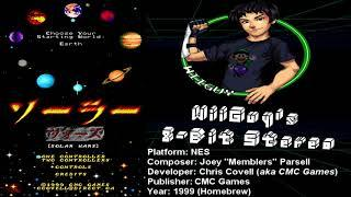 Solar Wars (NES - Homebrew) Soundtrack - 8BitStereo