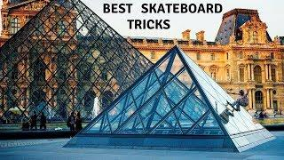 BEST SKATEBOARD TRICKS 2018! SKATE & SKATEBOARDING & SKATING TRICKS COMPILATION #27
