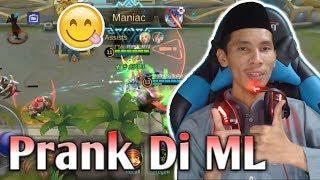 Ketika Dapat Teman Yang Kasar Saya Prank Aja Dah Game Play Mobile Legends Indonesia Maaf Ya