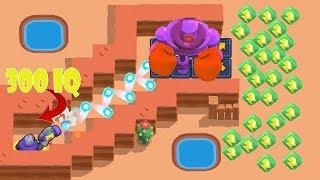 Brawl Stars Funny Moments & Glitches & Fails #10