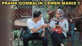 GOMBALIN CEWEK CANTIK BERHIJAB TIDAK DI KENAL SAMPE BAPER !! PRANK INDONESIA
