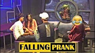FALLING PRANK | Pranks in Pakistan | LahoriFied