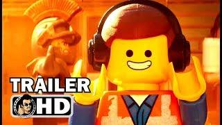THE LEGO MOVIE 2 Official Trailer (2019) Chris Pratt Animated Comedy Movie HD