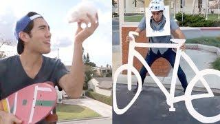 Best Satisfying Zach King Magic Tricks 2018 | Unbelievable Funny Magic Vines Compilation