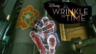 Halo 5: Fiesta Clips - Sweet Dreams - A Wrinkle in Time Soundtracks