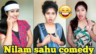 Nilam sahu new comedy dhamaka | Nilam sahu funny video | Vigo comedy video
