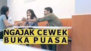 ???? CARA  NGAJAK CEWEK GA KENAL  BUKA PUASA BARENG + GOMBALIN - PRANK MODUS INDONESIA