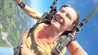 Tandem Skydive| Eileen from Scottsboro AL