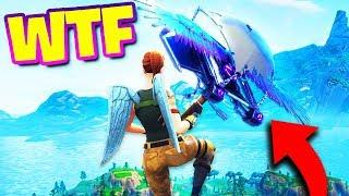 FUNNY PICKAXE GLIDER?! Fortnite Funny Moments & Fails! #106 (Fortnite Battle Royale Epic Highlights)
