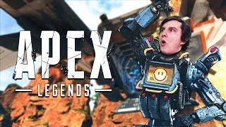 ON ME ON ME I'M DEAD! (Apex Legends Funny Moments Gameplay)
