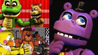 BEST Funny FNAF Moments (Try Not To Laugh)