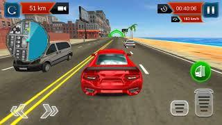 Sports Car Driving Simulator 2018 / Android Game / Game Rock