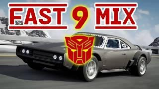 Fast and Furious 1-9 Best Songs / Soundtracks - Best of all Movie Songs