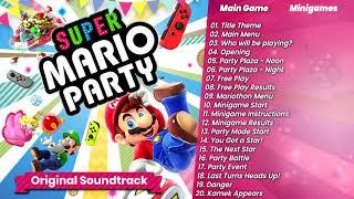 Super Mario Party FULL Soundtrack (GAMERIP)