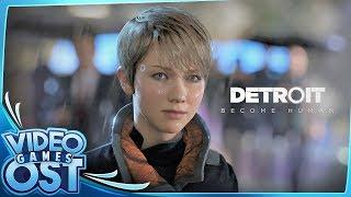 Detroit: Become Human - Connor, Kara and Markus OST - Full Original SoundTrack