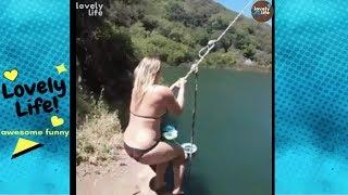 Funny Videos | EP86 | Funny People, Funny Fails & Moments | Lovely Life Vines