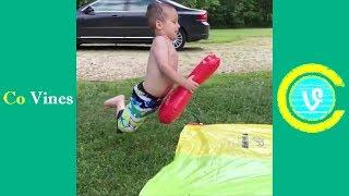 Try Not To Laugh Watching Funny Kids Fails Compilation July 2018 #3 - Co Vines✔
