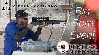 Extreme Benchrest 2018 Big Bore Competition
