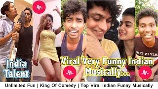 Unlimited Fun | King Of Comedy | Top Viral Indian Funny Musically Videos Compilation | #Top5Presents