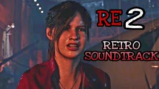 Resident Evil 2 Remake DLC Retro Soundtrack Swap Gameplay Claire Raccoon City Streets