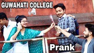 Prank at Guwahati College | Part 1 | Assamese Funny Video | Prank in Assam | Buddies