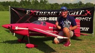 "Extreme Flight 104"" Laser"