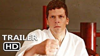 THE ART OF SELF DEFENSE Teaser Trailer (2019) Jesse Eisenberg Movie