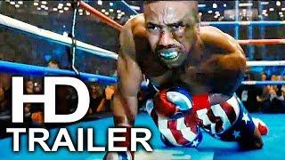 CREED 2 Drago Knocks Out Adonis Trailer NEW (2018) Sylvester Stallone Rocky Movie HD