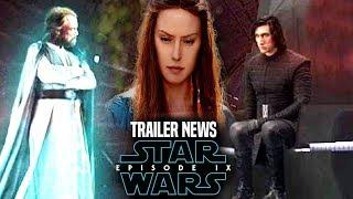 Star Wars Episode 9 Teaser Trailer Delayed For This Reason! (Star Wars News)