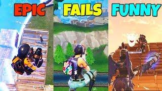 *NEW* WORLD RECORD - EPIC vs FAILS vs FUNNY in Fortnite Battle Royale Funny Moments!
