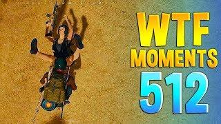 PUBG Daily Funny WTF Moments Highlights Ep 512