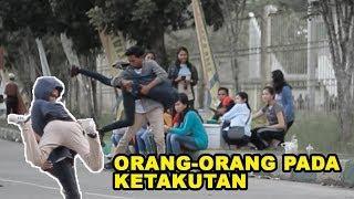 EXTRIME PRANK BERANTEM - PRANK INDONESIA - #CUPSTUWERD