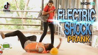 Electric Shock Prank | Raj Khanna - Boss Of Bakchod | Pranks In India | High IQ