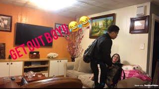MY PARENTS DONT LIKE YOU PRANK ON BOYFRIEND!!! (HE WAS TIGHT)