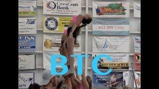 Cheer Extreme ~ Beneath The Crown ~ Sr Elite ~ Beach Camp