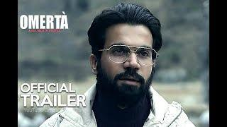 OMERTA Official Trailer (2018) | Rajkummar Rao | Releasing 20 April 2018