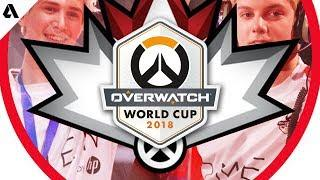 Team Canada Overwatch World Cup 2018 Trailer - Get Hyped