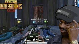 PUBG Mobile WTF and PUBG Mobile Funny Moments Episode 32