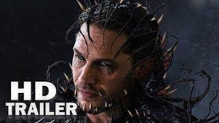 VENOM - Trailer #2 (2018 Movie) Tom Hardy, Michelle Williams [HD] Marvel Comics | Fan Edit
