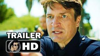 THE ROOKIE Official Trailer (HD) Nathan Fillion ABC Series