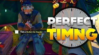 THIS SEA OF THIEVES MOMENT HAPPEND ON THE PERFECT TIMING - Funny Sea of Thieves Moments #27