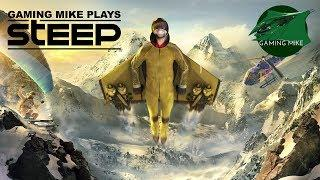 First Play | Steep | PS+ January 2019
