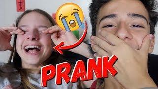 PRANK ! PAUVRE MAMIE !!! (On n'imaginait pas qu'elle serait là !) // Lévanah&Family