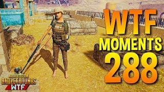 PUBG Daily Funny WTF Moments Highlights Ep 288