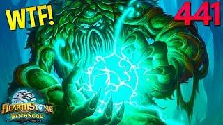 Hearthstone Daily WTF Funny Moments 441! Lucky and Epic Plays!