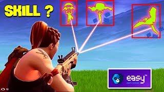 AIMBOT or SKill..?  | Fortnite Twitch Funny Moments #210