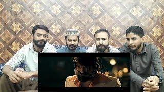 KGF Trailer 2   Hindi   Yash   Srinidhi   21st Dec 2018   Pakistani Ract to   D-V-R