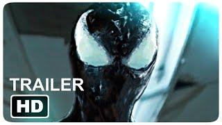 VENOM - Official Cinematic Trailer [ULTRA HD 60FPS] (2018) Tom Hardy Movie