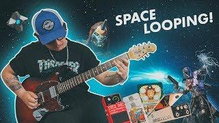 Space Soundtracks with the BOSS RC-1!