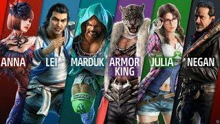 NEW DLC! Marduk, Armor King, Julia & Negan Announcement & Trailers.  Release date Tomorrow!